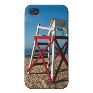 Playa de los E.E.U.U., Rhode Island, Charleston, iPhone 4 Carcasas