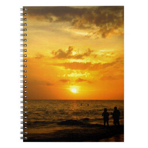 Playa de Madeira Cuaderno