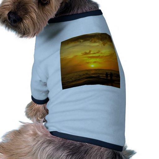 Playa de Madeira Camisetas Mascota