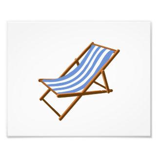 playa de madera rayada chair.png del cornflower fotografía