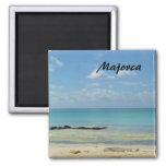 Playa de Majorca - imán del recuerdo