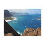 Playa de Makapuu Impresión De Lienzo