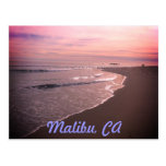 Playa de Malibu Postales
