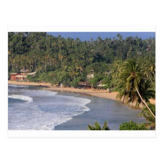 Playa de Marissa, Sri Lanka Postal
