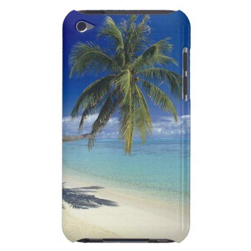 Playa de Matira en la isla de Bora Bora, sociedad iPod Touch Case-Mate Carcasas