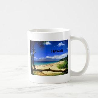 Playa de Maui Hawaii Kihei (St.K.) Tazas De Café