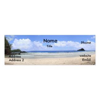 Playa de Maui - Koki tarjeta de visita de Hana