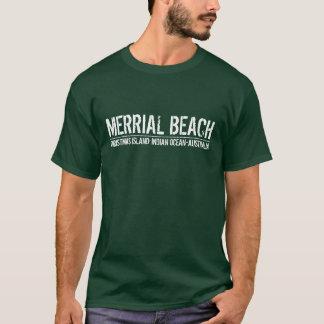 Playa de Merrial Playera