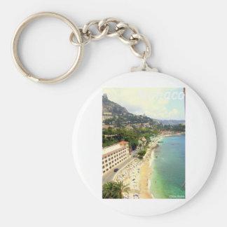 Playa de Mónaco Llavero