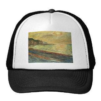 Playa de Monet en Pourville Gorros