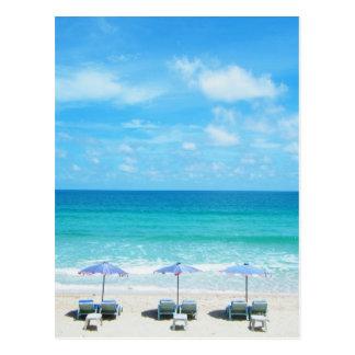 Playa de Naiharn, isla de Phuket Tarjetas Postales