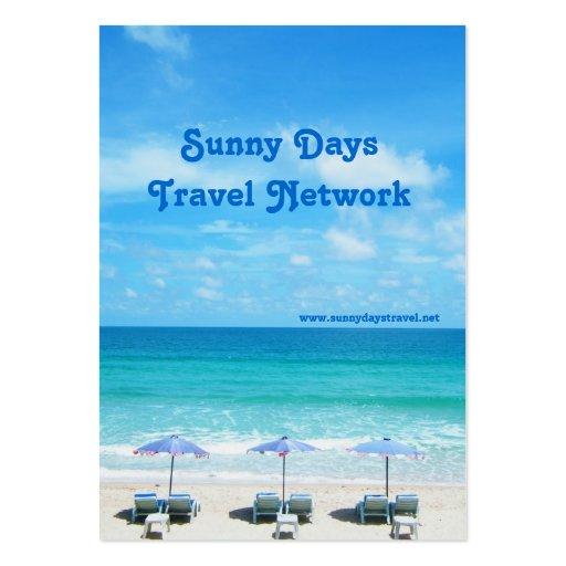 Playa de Naiharn, isla de Phuket Tarjetas De Visita Grandes