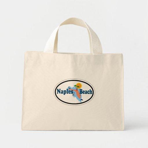 Playa de Nápoles Bolsa De Mano