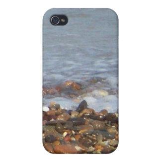 Playa de Nauset iPhone 4 Carcasas