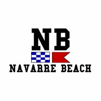 Playa de Navarra Esculturas Fotograficas