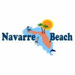 Playa de Navarra Escultura Fotográfica