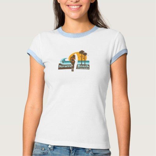 Playa de Navarra Tshirts