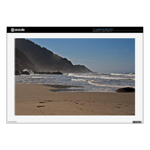 Playa de Neptuno, costa de Oregon Portátil Skin