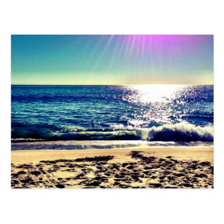 Playa de Newport, California Tarjeta Postal