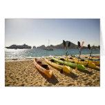 Playa de Nikki, yo centro turístico por el Melia C Tarjeta De Felicitación