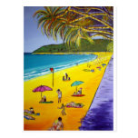 Playa de Noosa Tarjetas Postales