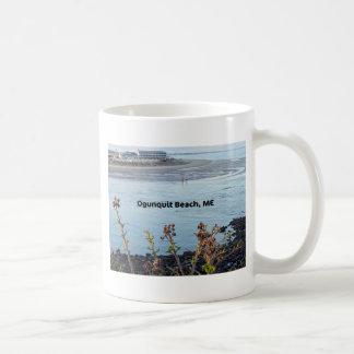 Playa de Ogunquit, Maine Taza Clásica