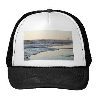Playa de Ormond de la puesta del sol de la playa Gorro De Camionero