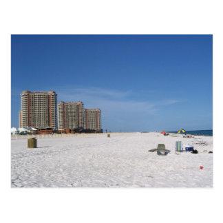 Playa de Pensacola, la Florida Postales