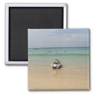 Playa de Phuket en Tailandia Imanes Para Frigoríficos