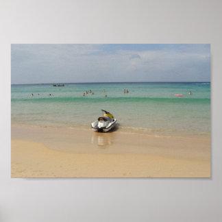 Playa de Phuket en Tailandia Impresiones