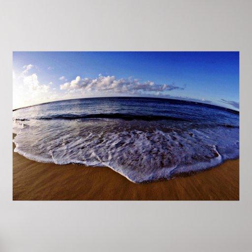 Playa de Poipu - Kauai Impresiones