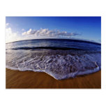 Playa de Poipu - Kauai Tarjeta Postal