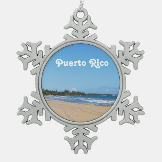 Playa de Puerto Rico Adornos