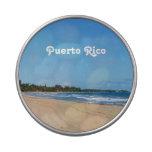 Playa de Puerto Rico Latas De Caramelos