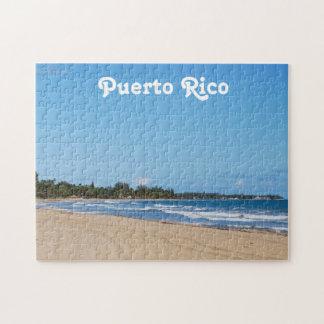 Playa de Puerto Rico Puzzle