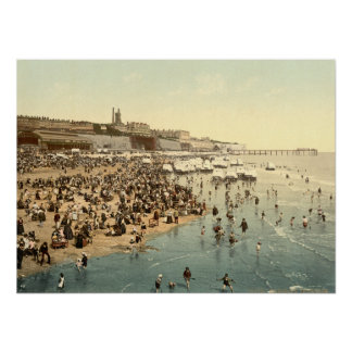 Playa de Ramsgate, Kent, Inglaterra Impresiones