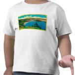 Playa de Rosario en las islas de San Juan, Camiseta