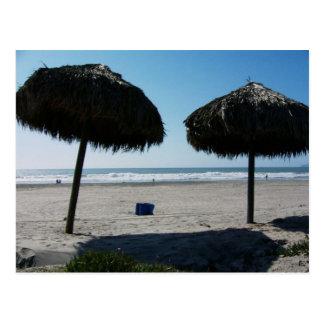 Playa de Rosarito, postal de México