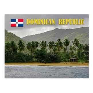Playa de Samana, República Dominicana Tarjetas Postales