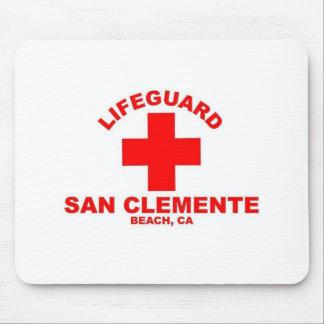Playa de San Clemente Tapete De Ratones
