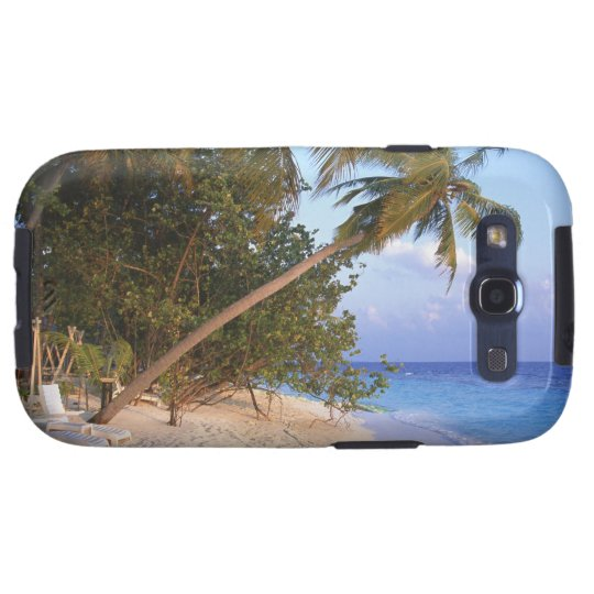 Playa de Sandy 10 Funda Para Samsung Galaxy SIII