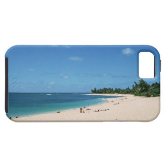 Playa de Sandy 3 iPhone 5 Case-Mate Funda