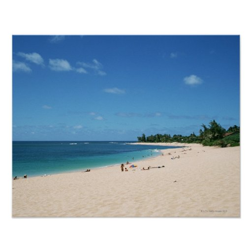 Playa de Sandy 3 Póster