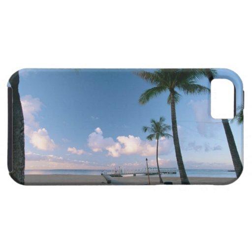 Playa de Sandy 4 iPhone 5 Fundas