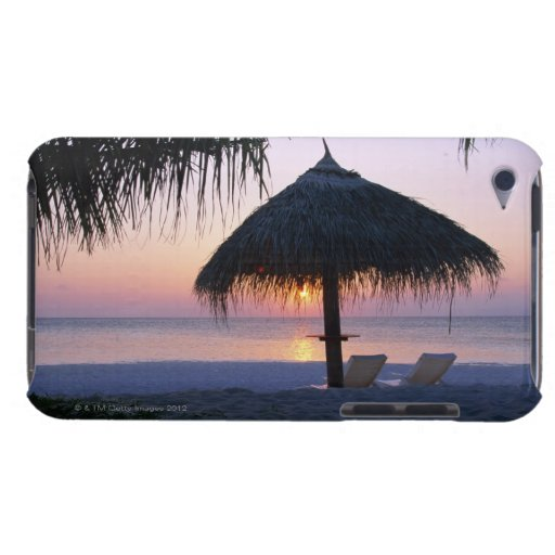 Playa de Sandy 6 iPod Touch Cárcasas