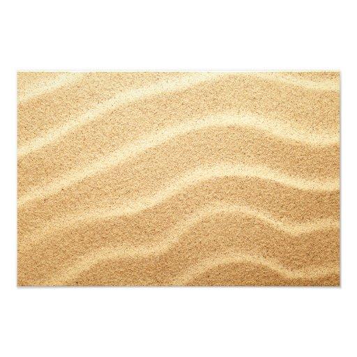 Playa de Sandy Arte Fotográfico