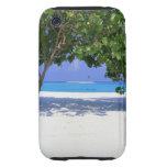 Playa de Sandy Carcasa Though Para iPhone 3