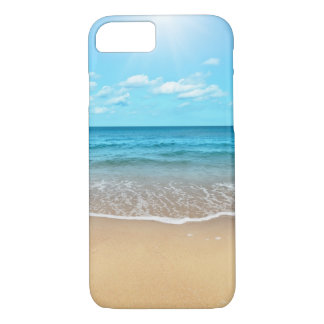 Playa de Sandy perfecta Funda iPhone 7