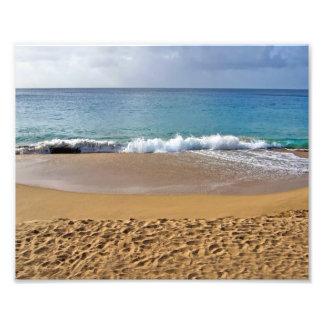 Playa de Sandy Arte Fotografico