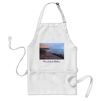 Playa de Santa Barbara Delantal